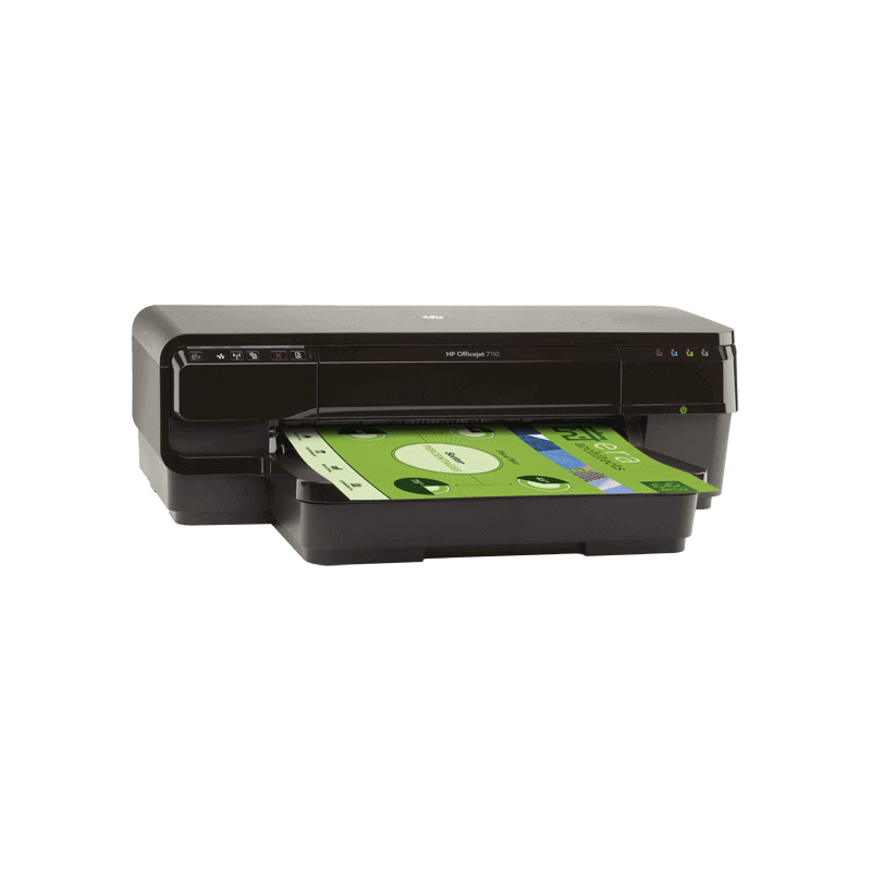 PRINTER INKJET COLOR HP 7110 A3 Hp