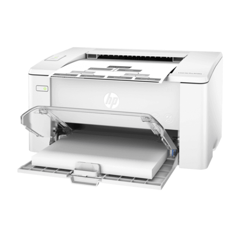 PRINTER LASERJET BLACK HP 102A