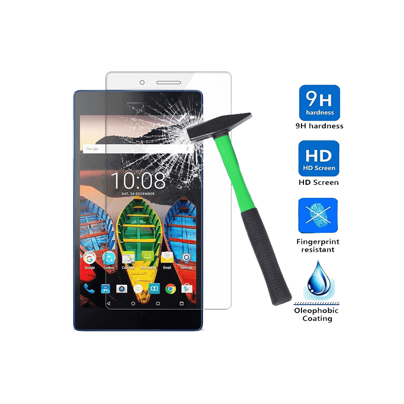 "TABLET SCREEN PROTECTOR 7"" LENOVO GLASS"