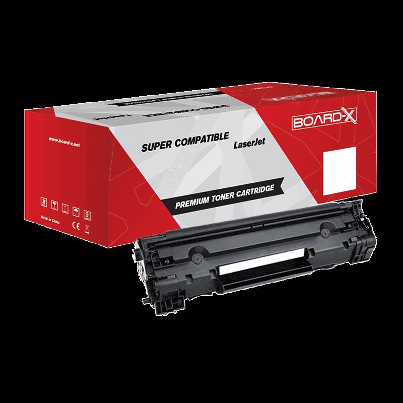 TONER BOARD-X BX-HCB5040A/CE320A/CF210A BLACK