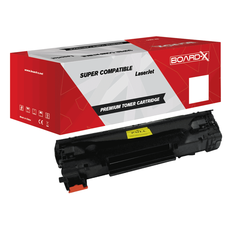 TONER BOARD-X COMPATIBLE BX-HCE278A BLACK