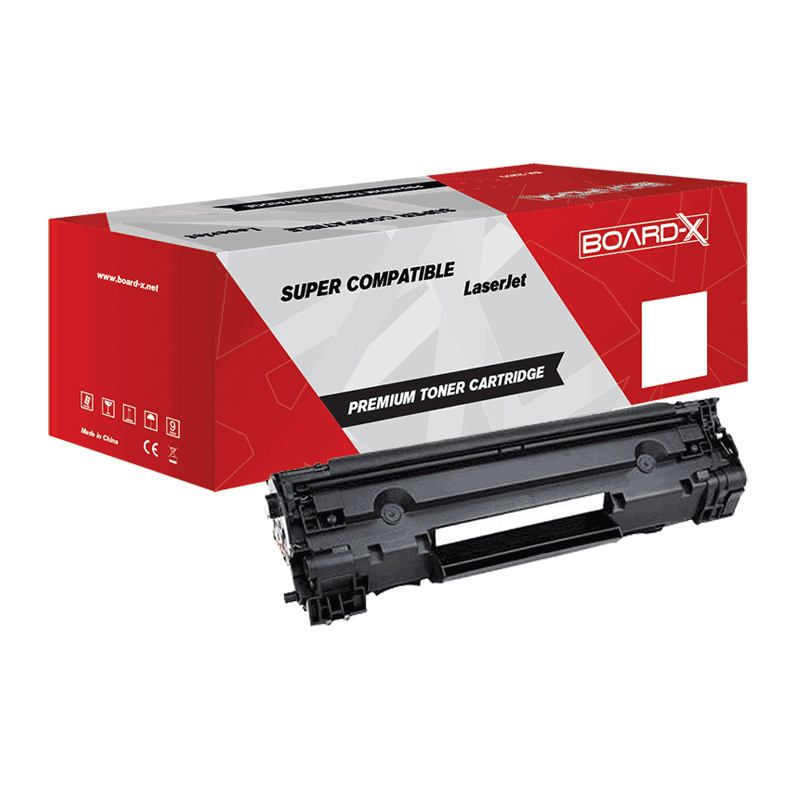 TONER COMPATIBLE BOARD-X BX-HCE505A/CF280A BLACK